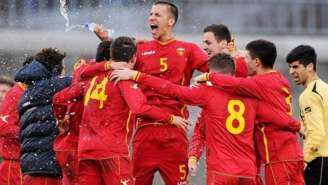 Montenegro turn the tables on Ireland