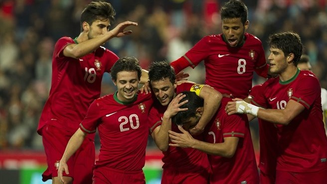 Unblemished Portugal hold off Norway