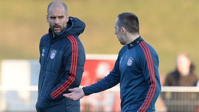 Guardiola warns Bayern they still have work to do
