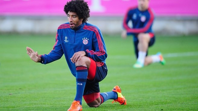 New deal for Dante at Bayern