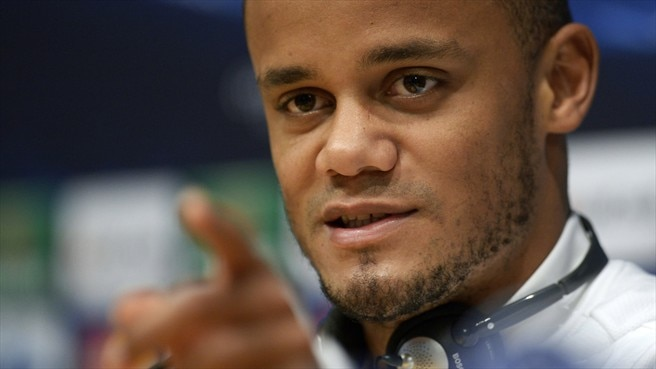 Kompany relishes City's 'lost cause'