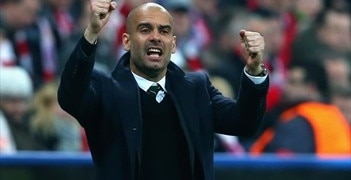 Guardiola content with Bayern, Wenger regretful
