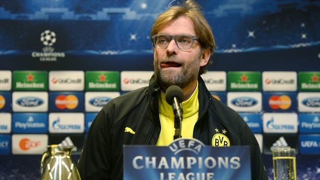 Dortmund playing it calm for visit of Zenit