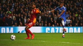 Chelsea 2-0 Galatasaray: the story in photos