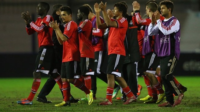 Benfica benefit from away successes