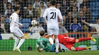 Real Madrid 3-1 Schalke: the story in photos