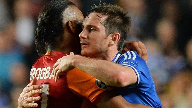 Drogba's mixed emotions, Chedjou lauds old guard