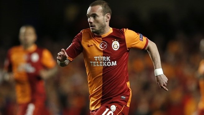 Sneijder seals Turkish Cup for Galatasaray