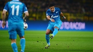 Dortmund 1-2 Zenit: the story in photos