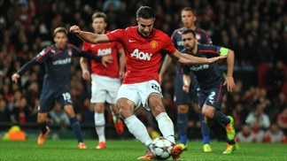 Manchester United 3-0 Olympiacos: the story in photos