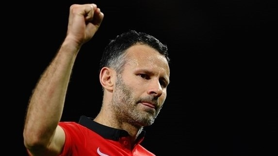 Giggs's greatest Manchester United hits