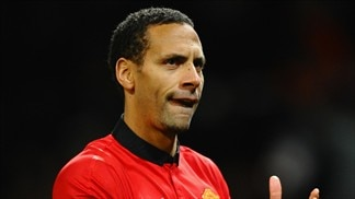 Ferdinand calls time on Manchester United career