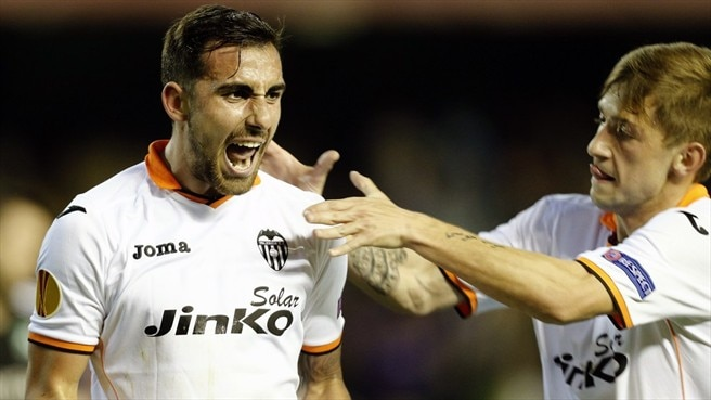 Draw tantalises Valencia, Ludogorets sign off
