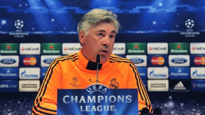 Ancelotti prepares Madrid for Dortmund reprise
