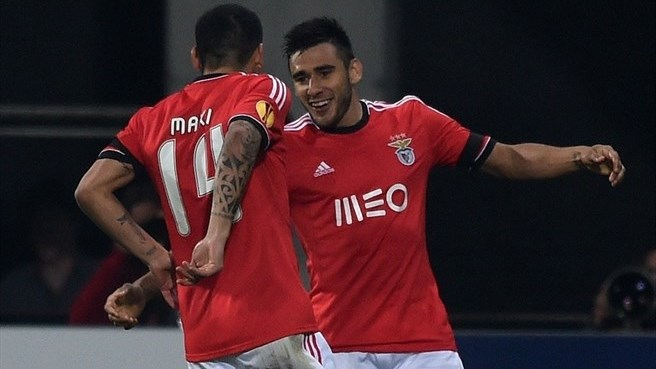 'Mr Europa League' Salvio doing it again
