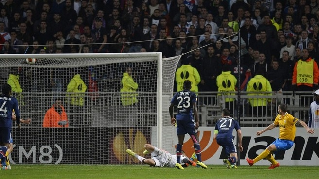Bonucci earns Juventus victory at Lyon