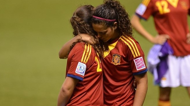 Spain bow to Japan in U17 world final