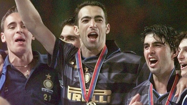 Djorkaeff's UEFA Cup glory day at Inter