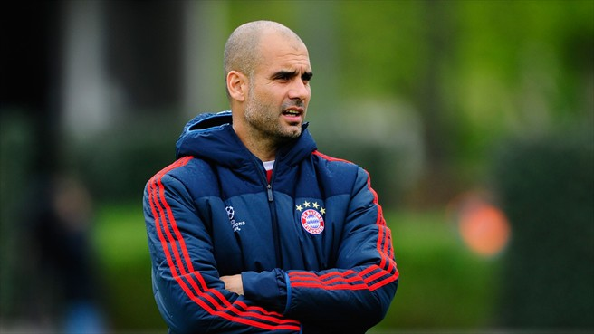 Guardiola demands Bayern focus against United