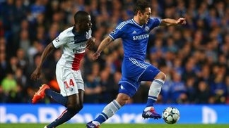 Chelsea 2-0 Paris: the story in photos