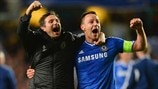 Back in 2014: Chelsea comeback edges out Paris