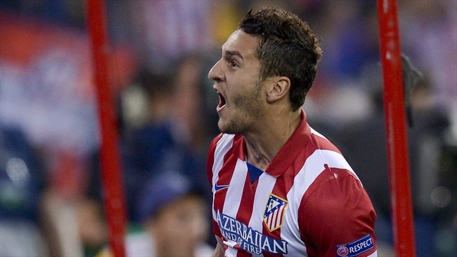 Atlético deals for Koke and Juanfran