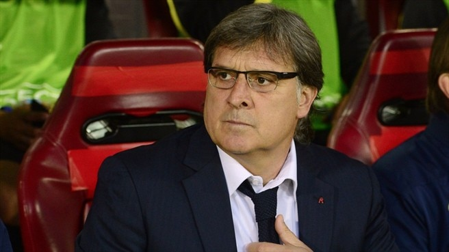 Martino and Barcelona part ways
