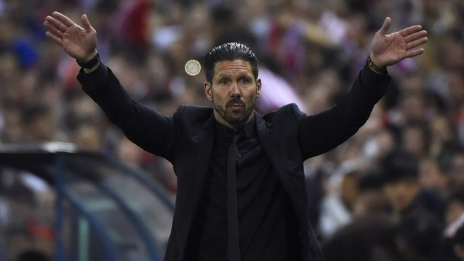 Simeone aims to join Argentina's winners