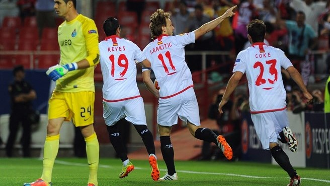 Sevilla surge past Porto and into semis