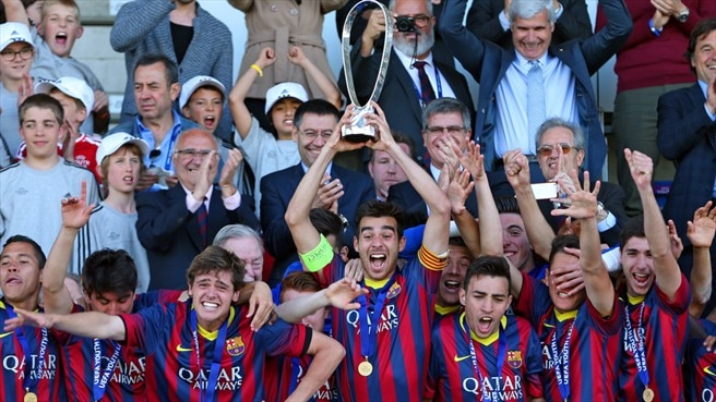 Uefa Youth League Retained And Expanded