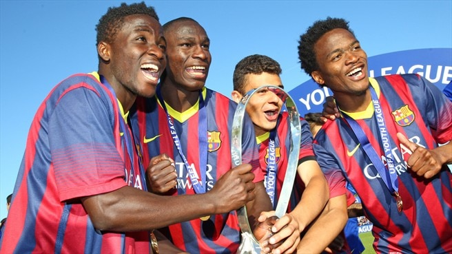 UEFA Youth League proves its worth