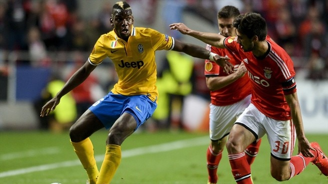 Juventus prepare for Benfica showdown