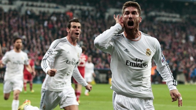 Masterful Madrid end Bayern reign