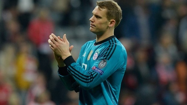 Neuer reaffirms commitment to Bayern