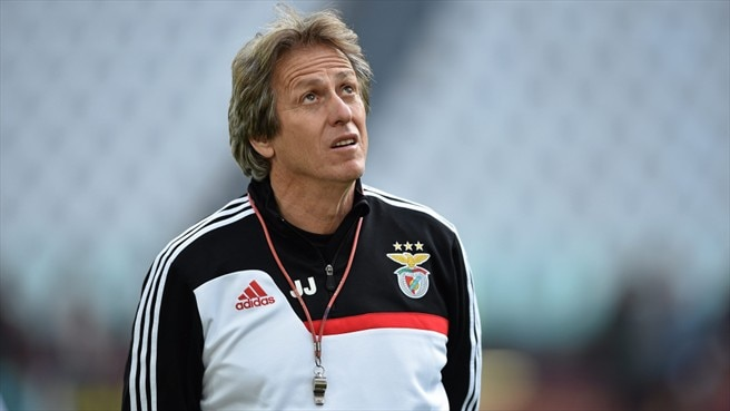 Benfica overhaul gives Jesus food for thought