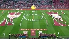 UEFA Europa League final opening ceremony