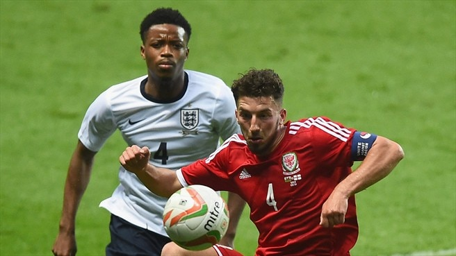 Nathaniel Chalobah (England) & Lee Lucas (Wales)