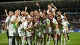 2014 final highlights: Wolfsburg make it back-to-back titles