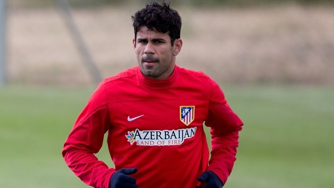 Costa makes Spain cut, Navas left out