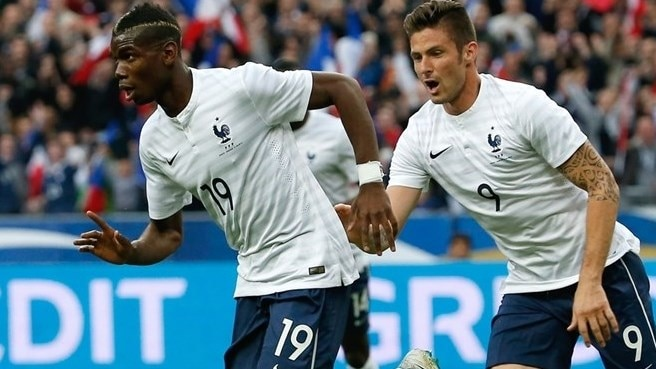 France ease to victory against Norway