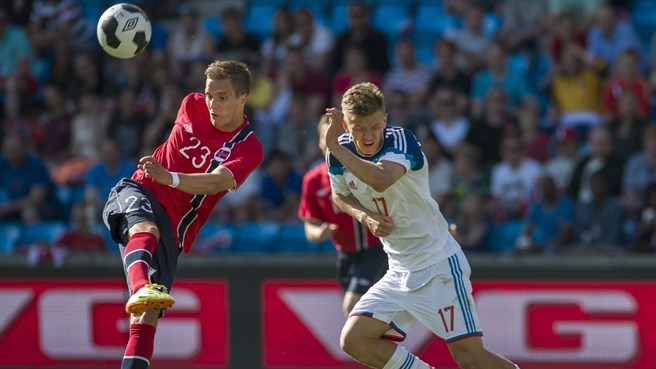 Russia held to a draw by Norway