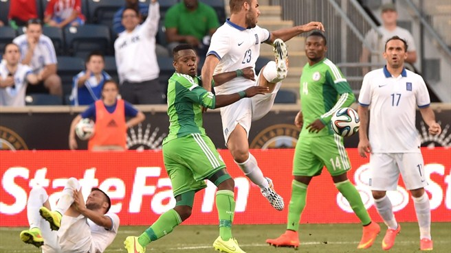 Wait goes on for Greece after Nigeria draw