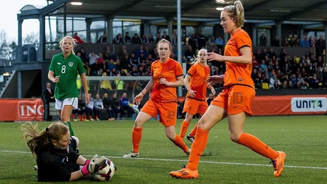 Netherlands placing faith in young guard