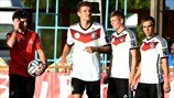 Thomas Müller, Toni Kroos & Philipp Lahm (Germany)