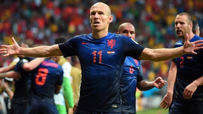 Spain dismantled by rampant Netherlands