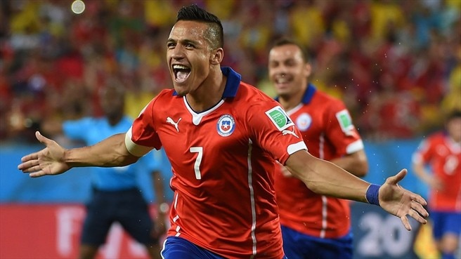 Arsenal complete Alexis Sánchez signing
