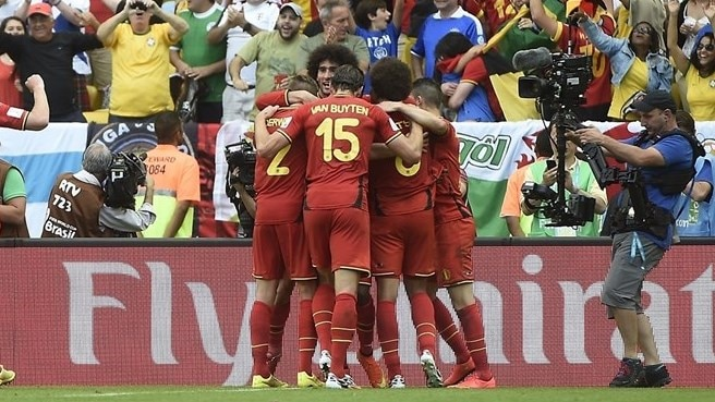 Timely Origi sends Belgium past Russia