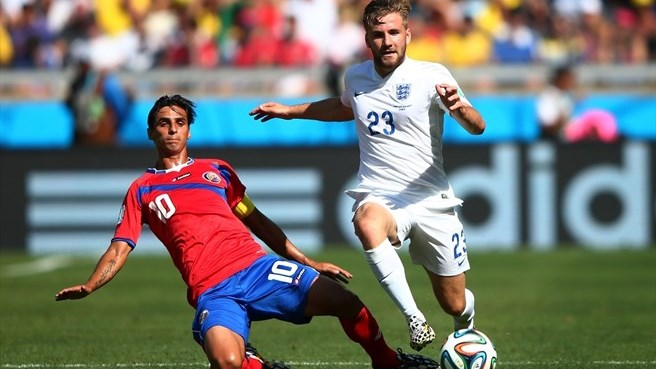 England bow out with Costa Rica stalemate