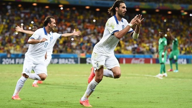 Samaris and Samaras send Greece through