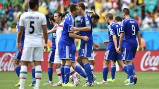 Bosnia and Herzegovina post first World Cup win
